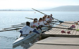Rowing Regatta 8+